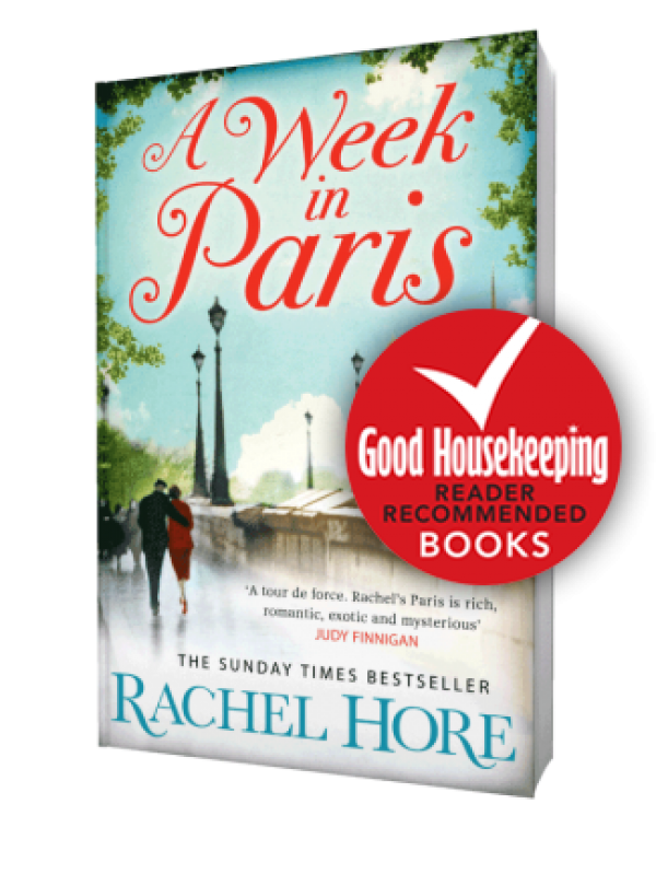 A Week in Paris - Available now
