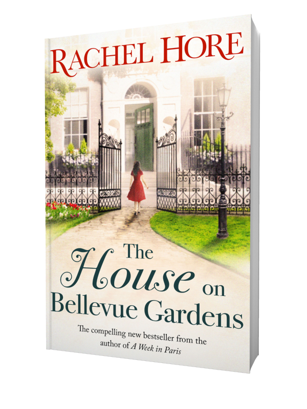 The House on Bellevue Gardens - Out in Paperback