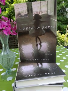 US edition of A Week in Paris